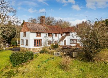 Thumbnail 5 bed property for sale in Threals Lane, West Chiltington, Pulborough