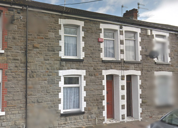 Thumbnail 3 bed terraced house to rent in Margaret Street, Tynewydd -, Tynewydd