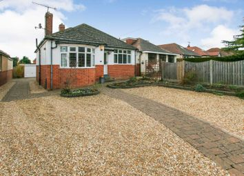 Thumbnail 3 bed bungalow for sale in Stubley Lane, Dronfield, Derbyshire
