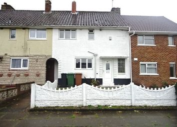 Thumbnail 1 bedroom property to rent in Stanley Road, Rushall, Walsall