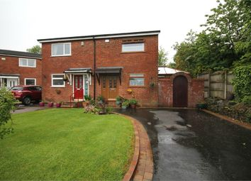 Thumbnail 2 bedroom semi-detached house for sale in Willowdene Close, Bromley Cross, Bolton, Lancashire