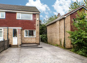 Thumbnail 2 bed semi-detached house for sale in Haigh Side Close, Rothwell, Leeds
