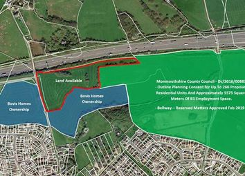Thumbnail Commercial property for sale in Land At Vinegar Hill, Undy, Caldicott, Monmouthshire