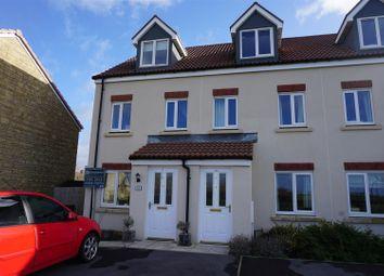 Thumbnail 3 bed end terrace house for sale in Caretakers Close, Melksham