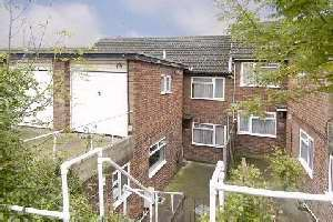 Thumbnail 4 bedroom terraced house for sale in High Wycombe, Buckinghamshire
