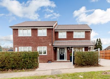Thumbnail 3 bed detached house for sale in 1A Summerfield Close, St. Albans