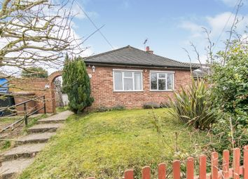 Thumbnail 2 bed semi-detached bungalow for sale in Harebell Road, Ipswich
