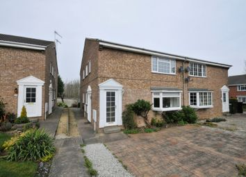 Thumbnail 2 bed flat for sale in 44 Ashdown Drive, Walton, Chesterfield, Derbyshire