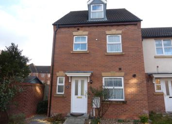 Thumbnail 4 bed semi-detached house to rent in Lewsey Close, Chilwell, Chilwell