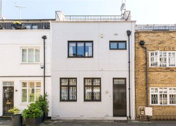 Thumbnail 3 bedroom mews house for sale in Huntsworth Mews, London