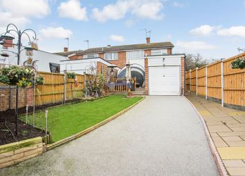 Thumbnail 3 bed semi-detached house for sale in Stafford Close, Leigh-On-Sea