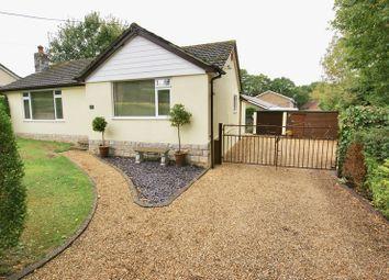 Thumbnail 3 bed bungalow for sale in Hillside Road, Corfe Mullen, Wimborne
