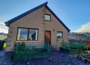 Thumbnail 3 bed detached house for sale in York Street, Dufftown, Aberlour