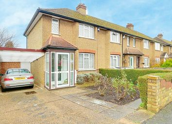 Thumbnail 3 bed end terrace house for sale in Oakdene Road, Hillingdon