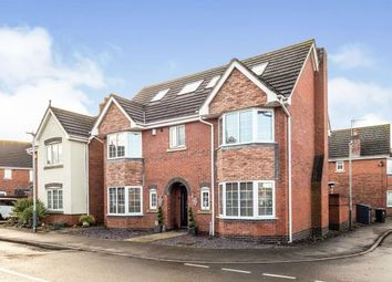 Thumbnail 5 bed detached house for sale in Hammond Green, Wellesbourne, Warwick
