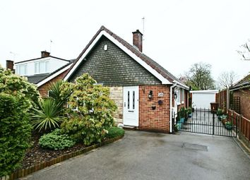 Thumbnail 2 bedroom detached bungalow for sale in Margery Avenue, Scholar Green, Stoke-On-Trent