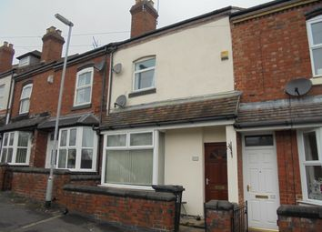 Thumbnail 3 bed terraced house to rent in John Street, Knutton, Newcastle Under Lyme