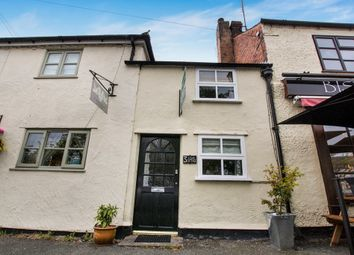 Thumbnail 1 bed cottage for sale in The Cross, Holt, Wrexham