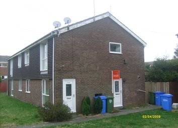 Thumbnail 2 bed flat to rent in Druridge Drive, Blyth