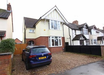 Thumbnail 3 bed detached house for sale in Mentmore Road, Leighton Buzzard