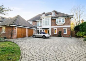 Thumbnail 6 bed property to rent in Cranley Road, Burwood Park, Walton-On-Thames, Surrey