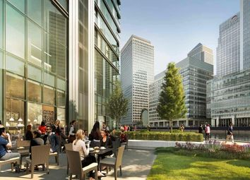 Thumbnail 1 bed flat for sale in South Quay Plaza, South Dock, Canary Wharf