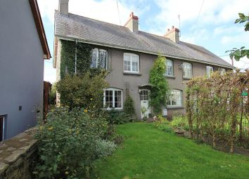 Thumbnail 3 bed end terrace house for sale in Llanfihangel Talyllyn, Brecon