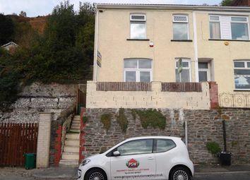 Thumbnail 3 bed end terrace house to rent in Pantygraigwen Road, Graigwen, Pontypridd