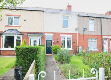 Thumbnail 2 bed terraced house for sale in Beatrice Avenue, Blyth