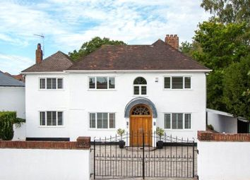 Thumbnail 5 bed detached house for sale in St Osmunds Road, Lower Parkstone, Poole, Dorset