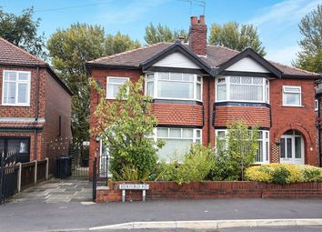 Thumbnail 3 bed semi-detached house to rent in Bideford Road, Offerton, Stockport