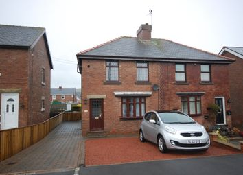 Thumbnail 3 bed semi-detached house for sale in Finings Avenue, Langley Park, Durham