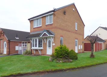 Thumbnail 3 bed detached house for sale in Wokingham Grove, Huyton, Liverpool