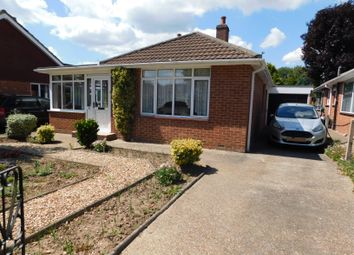 Thumbnail 3 bed detached bungalow for sale in Springfield Avenue, Holbury