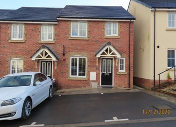 Thumbnail 3 bed semi-detached house to rent in Beech Grove, South Molton