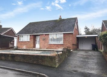 Thumbnail 2 bed bungalow for sale in Smith Crescent, Wrockwardine Wood
