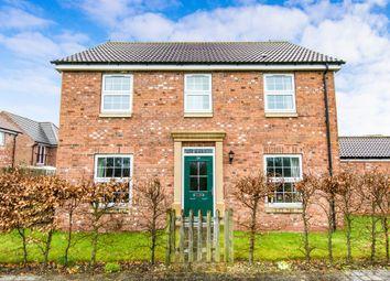 Thumbnail 4 bed detached house for sale in Bishop Tozer Close, Burgh Le Marsh, Skegness