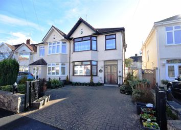 Thumbnail 3 bed semi-detached house for sale in Greenhill Grove, Bristol