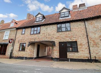 Thumbnail 2 bed terraced house for sale in Northgate, Beccles
