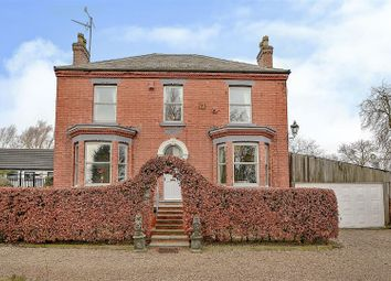 Thumbnail 4 bed detached house for sale in Trent Lock, Long Eaton, Nottingham