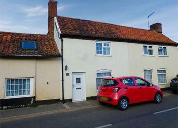 Thumbnail 2 bed cottage for sale in The Street, Alderton, Woodbridge, Suffolk