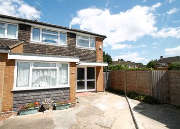 Thumbnail 3 bed semi-detached house for sale in Reigate Close, Ipswich