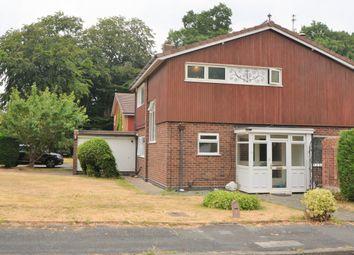 Thumbnail 4 bed detached house to rent in Oakways, Appleton, Warrington