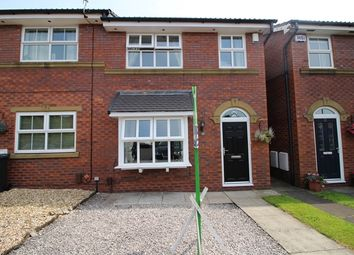 Thumbnail 3 bed mews house for sale in Wardens Bank, Westhoughton