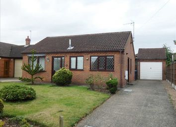 Thumbnail 2 bed detached bungalow to rent in Wakerley Road, Scotter, Gainsborough