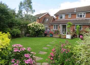 Thumbnail 3 bed detached house to rent in Campbell Close, Buckingham