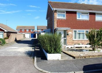 Thumbnail 3 bedroom semi-detached house for sale in Falcon Crescent, Worle, Weston-Super-Mare, North Somerset.