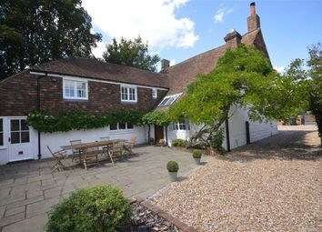Thumbnail 4 bed detached house to rent in The Street, Willesborough, Kent