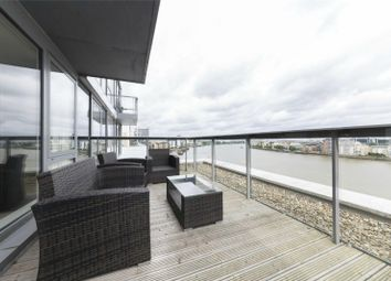 Thumbnail 3 bed property for sale in Jubilee Court, 20 Victoria Parade, New Capital Quay, London