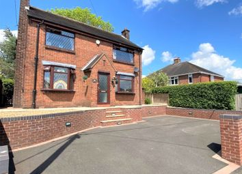 Thumbnail 3 bed detached house for sale in Heakley Avenue, Norton Green, Stoke-On-Trent